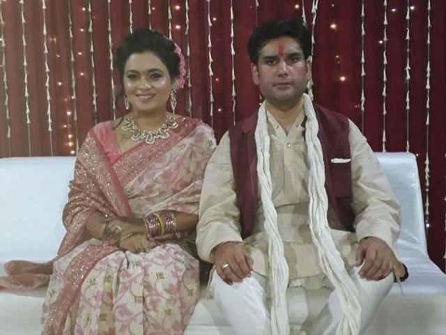 Rohit Tiwari and Apporva