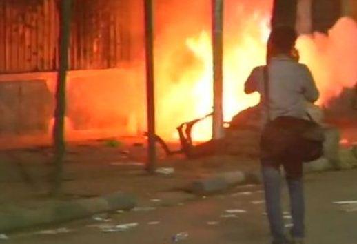 Kolkatta Riots
