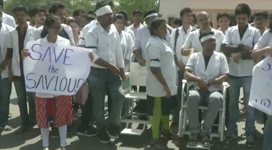 West Bengal Doctor's strike