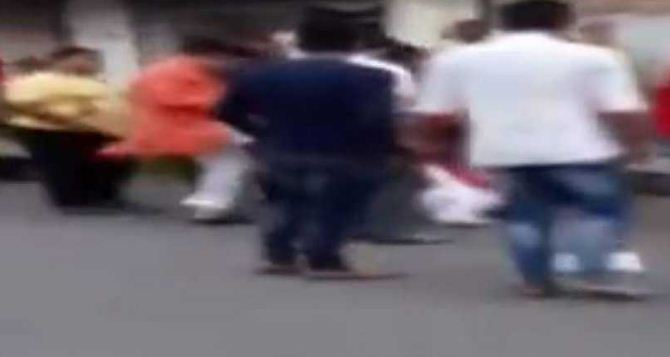 BJP MLA beaten by public in Nainital