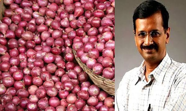 Delhi govt to sell onion with 50% profit.