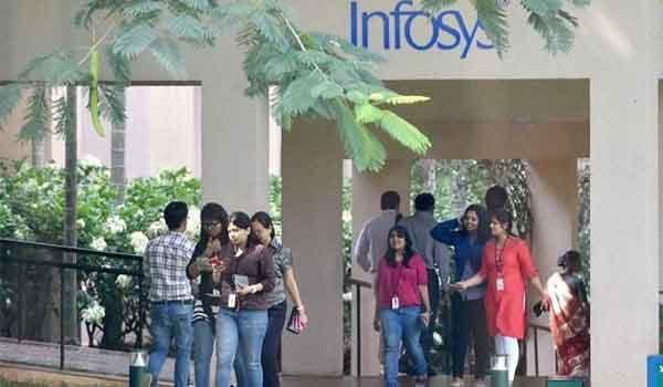 इन्फोसिस 10% कर्मचारियों की करेगी छटनी