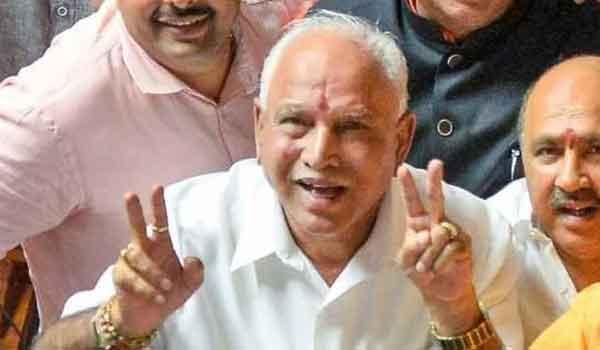 उपचुनाव में बीजेपी बम्पर वोटो से जीतेगी सारी सीटें : येदुरप्पा